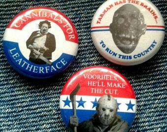 Horror Pins