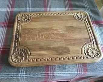 Chopping board hand made