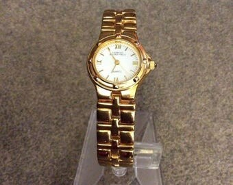 Giorgio Beverly Hills Vintage Goldtone Watch