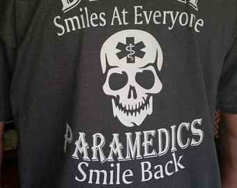 Paramedic Shirt for the Big guys we love