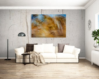 Motion Artist / Movement Print / Fine Art Photography / Home Decor / Art / Cafe Art