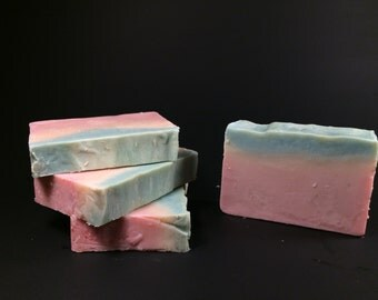 Watermelon, Sweet Summertime Handmade Soap