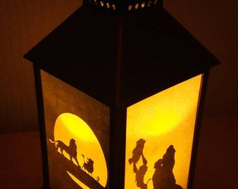 Disney Lion King Lantern