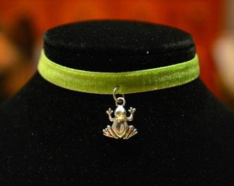 Princess and the Frog Tiana Inspired Choker