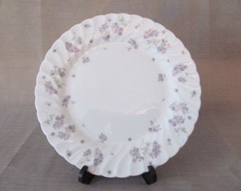 Wedgwood April Flowers 7,3/4 inch Side Plate