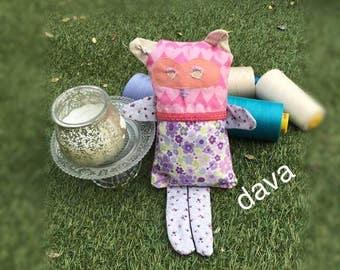 OWL OWL toy cloth cotton v