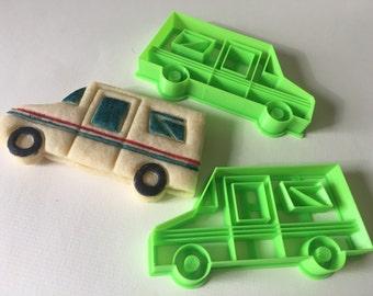 U.S. Mail Truck Cookie Cutter Set