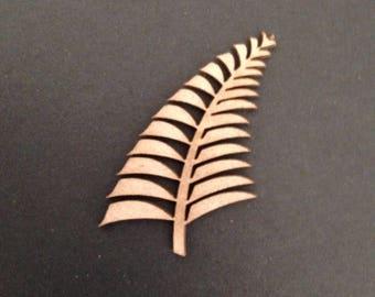 Small Chipboard Fern