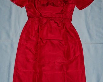 Authentic vintage Moschino dress! 100% silk!