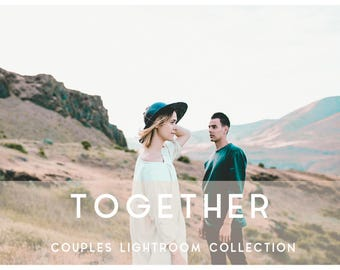 20 Couples Lightroom Preset Professional Filters for Portraits, Weddings, Family, Engagements