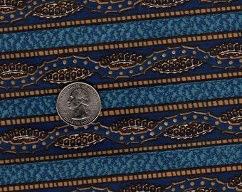 Civil War Prints by Jean Teal Blue Chain Stripe