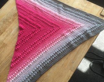 Stormy day shawl scheepjes
