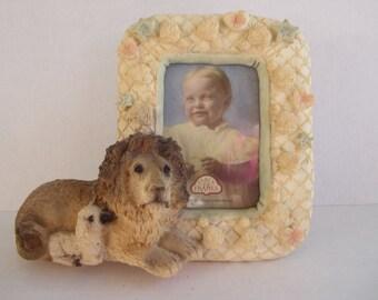 Lion & Lamb Picture Frame