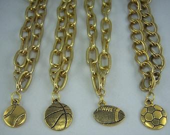 B259, Sports Gold Bracelets