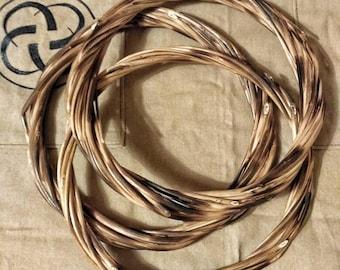 Dream Catcher Craft Supplies willow hoop dreamcatcher circle natural twig dream catcher art 19