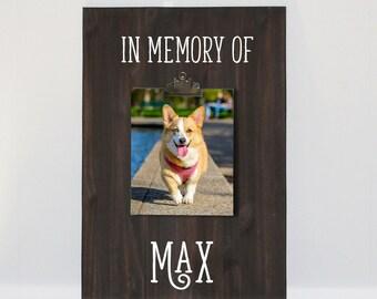 Dog Memorial Sign, Pet Memorial Sign, Wood Memorial Sign, Sympathy Sign, Memorial Gift, Memorial Signs, In memory of, Grieving Gift