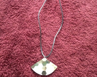 Mother of Pearl Pendulum Shaped Pendant