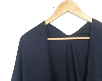 Nokon Kimono (Navy)