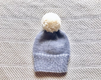 Newborn Beanie | The Eleanor