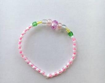 Spring Garden bracelet