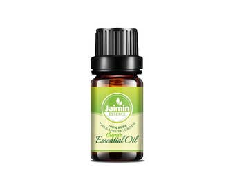 Thyme Essential Oil - Jaimin Essence - Aromatherapy Oil - Therapeutic Grade - Pure Thyme Essential Oil