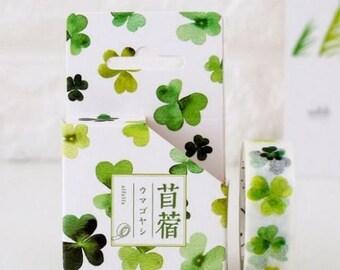 Washi Tape, Masking Tape, tape adhesive TREFFLE scrapbooking