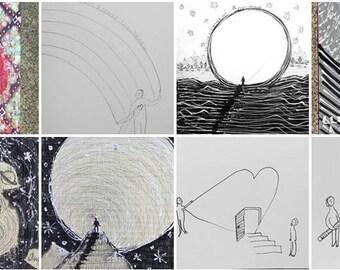 dibujos,minimal,poesia dibujadas,original,hecho a mano, blanco y negro,ilustración.