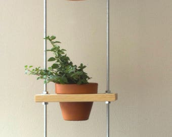 Name: Cute (vertical garden, plant stand, plant, vertical, plant, planter, cedar wall plant, herb garden, vertical plant)