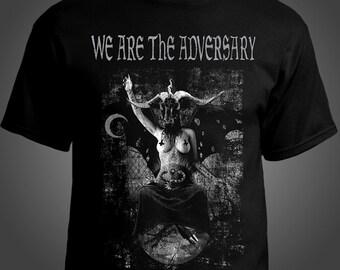 Real Baphomet shirt by SinnerG