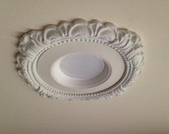 """6"""" Decorative Recessed Light Trim #LR-161"""
