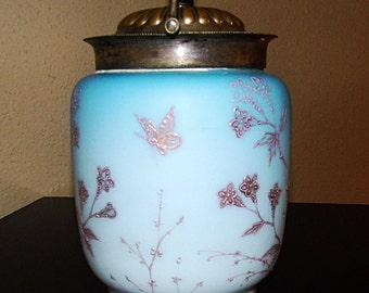 Victorian Biscuit Jar