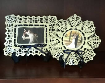 Picture Frame Crochet