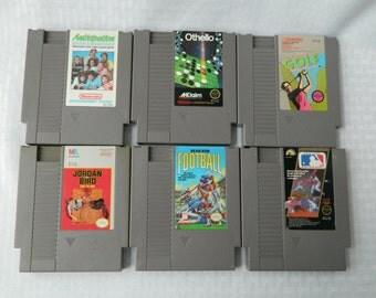 Nintendo Games 3.95 each