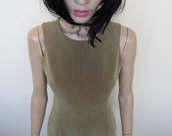 Simple stylish 90's body con dress size 8