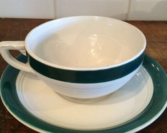 Sweet vintage cup amd saucer