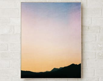 Sunset Painting Sunset Photography Prints Wall Prints Print On Canvas Art Sunset Art Sunset Wall Art Prints Large Wall Art Large