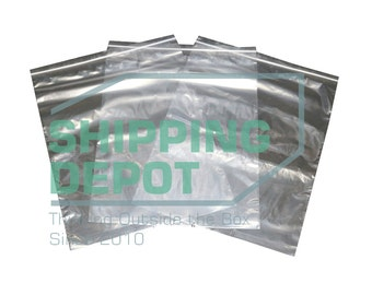 """Zip Lock Bags   10x13 inch Reclosable Resealable   ZipLock Plastic Cello Bags   2mil Thickness 10"""" x 13""""   *FREE SHIPPING*   Shipping Depot"""