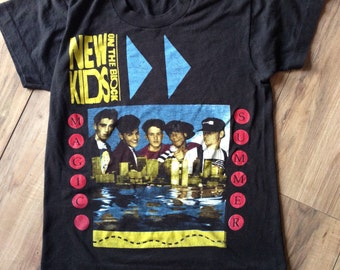 New Kids On The Block Vintage Tee