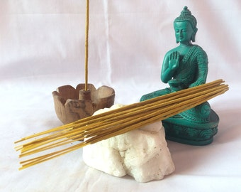 Sandalwood, Golden Nagchampa Tibetan Incense Stick