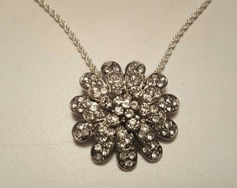 Crystal Brilliance Necklace