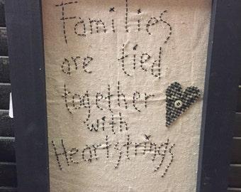 Families stitchery