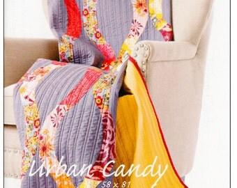 Urban Candy Quilt Pattern
