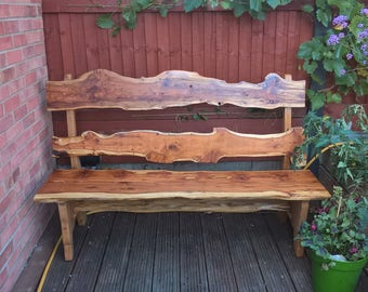 Amazing Garden Benches Made To Order