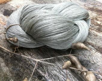 sale Linen yarn, natural linen, dyed linen, silver linen, grey linen,flax, knitting linen, flax fiber, lithuanian linen, grey knitting linen