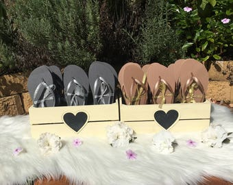 wedding flip flops for guests bulk buy for beach weddings