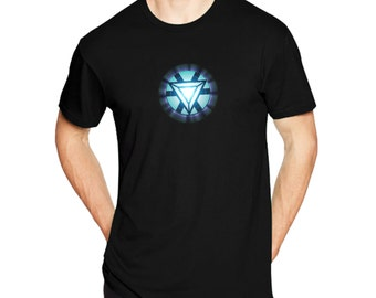 Iron Man Arc Reactor T-Shirt - Ready to ship!