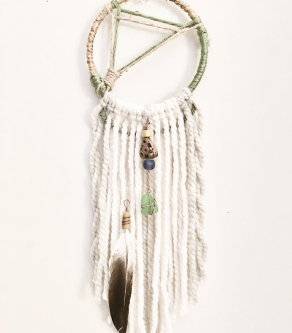 Green with envy Dream catcher