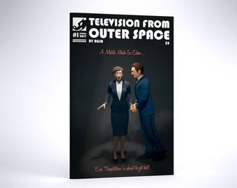 Television from Outer Space #1
