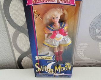 SUPER Sailor Moon Figure Doll Collectors Item Toy RARE