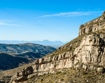 Mountain Valley Landscape-New Mexico- Photograph-Wall Art-Digital Download-Print it yourself & save!
